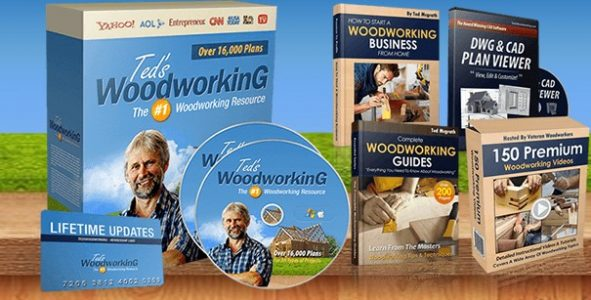 Ted Woodworking Program